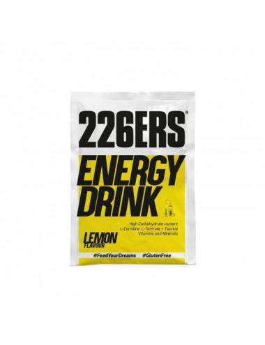 ENERGY DRINK LEMON - Monodosis