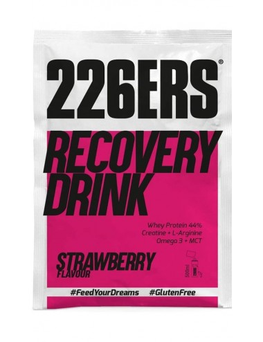 RECOVERY DRINK - Monodosis